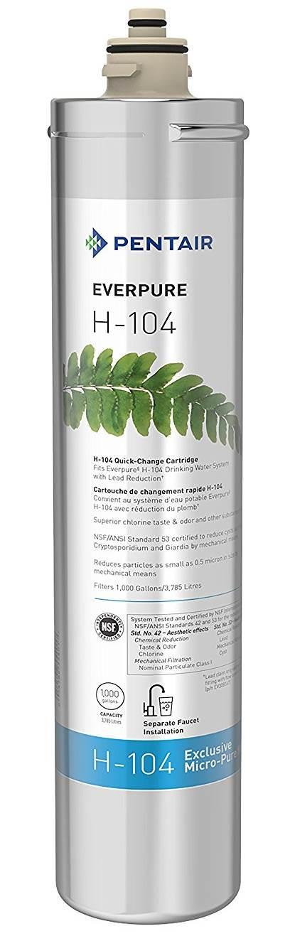 filtro acqua Everpure HC104